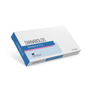 Köpa Metandienon oral (Dianabol): Dianabolos 10 Pris