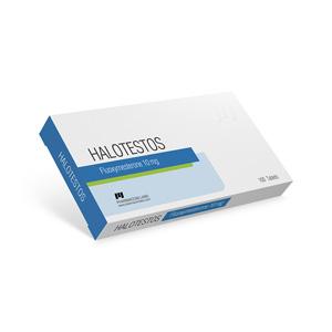 Köpa Fluoxymesteron (Halotestin): Halotestos 10 Pris