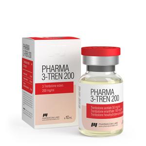 Köpa Trenbolone Mix (Tri Tren): Pharma 3 Tren 200 Pris