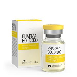 Köpa Boldenonundecylenat (Equipose): Pharma Bold 300 Pris