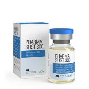 Köpa Sustanon 250 (Testosteron mix): Pharma Sust 300 Pris