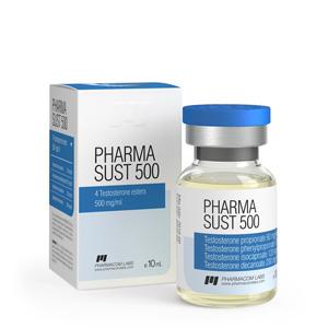 Köpa Sustanon 250 (Testosteron mix): Pharma Sust 500 Pris