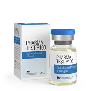 Köpa Testosteronpropionat: Pharma Test P100 Pris