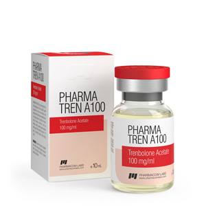 Köpa Trenbolonacetat: Pharma Tren A100 Pris
