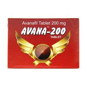 Köpa Avanafil: Avana 200 Pris