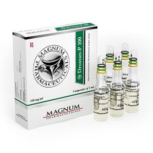 Köpa Drostanolonpropionat (Masteron): Magnum Drostan-P 100 Pris