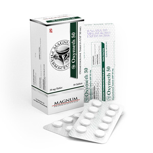 Köpa Oxymetolon (Anadrol): Magnum Oxymeth 50 Pris