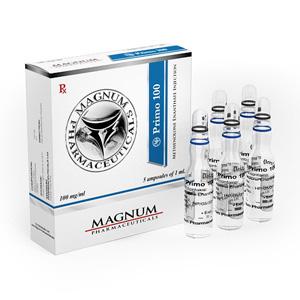 Köpa Metenolon-enanthat (Primobolan depot): Magnum Primo 100 Pris