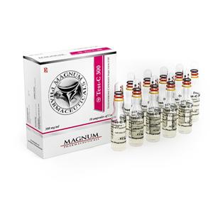 Köpa Testosteronscypionat: Magnum Test-C 300 Pris