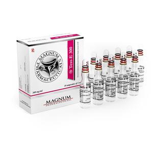 Köpa Testosteron-enanthat: Magnum Test-E 300 Pris