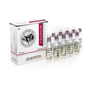 Köpa Testosteronpropionat: Magnum Test-Prop 100 Pris