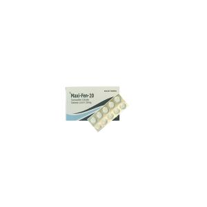 Köpa Tamoxifencitrat (Nolvadex): Maxi-Fen-20 Pris