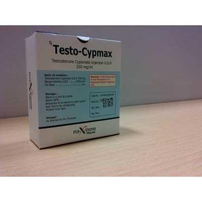 Köpa Testosteronscypionat: Testo-Cypmax Pris