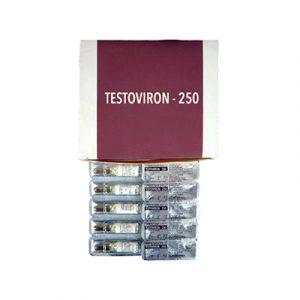 Köpa Testosteron-enanthat: Testoviron-250 Pris