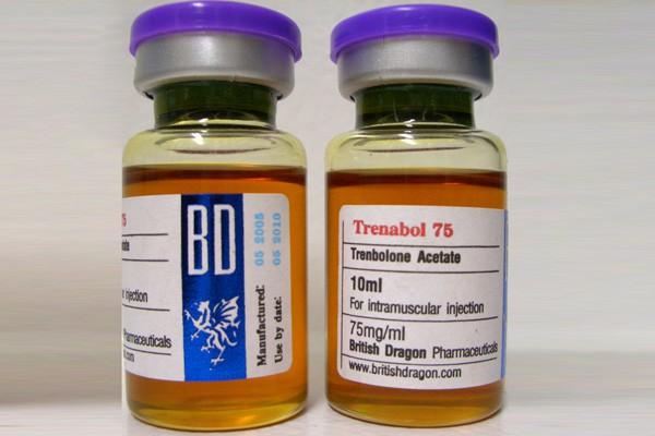 Köpa Trenbolonacetat: Trenbolone-75 Pris