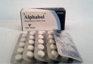 Köpa Metandienon oral (Dianabol): Alphabol Pris