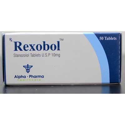 Köpa Stanozolol oral (Winstrol): Rexobol-10 Pris