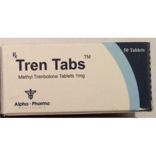 Köpa Metyltrienolon (metyl trenbolon): Tren Tabs Pris