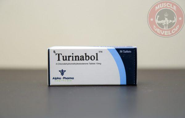 Köpa Turinabol (4-klorodehydrometyltestosteron): Turinabol 10 Pris