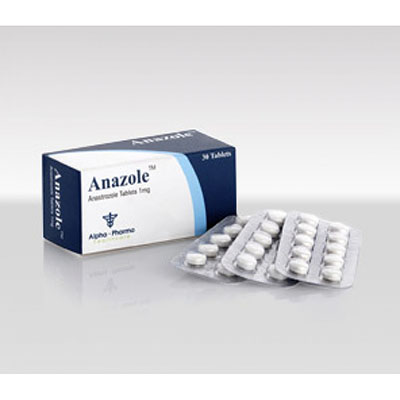Köpa anastrozol: Anazole Pris