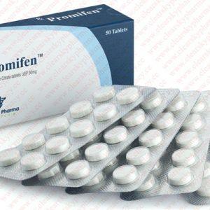 Köpa Klomifencitrat (Clomid): Promifen Pris