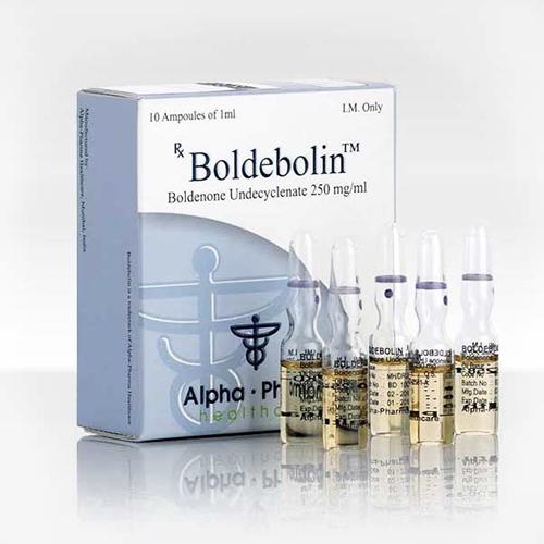 Köpa Boldenonundecylenat (Equipose): Boldebolin Pris
