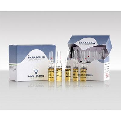 Köpa Trenbolonhexahydrobensylkarbonat: Parabolin Pris