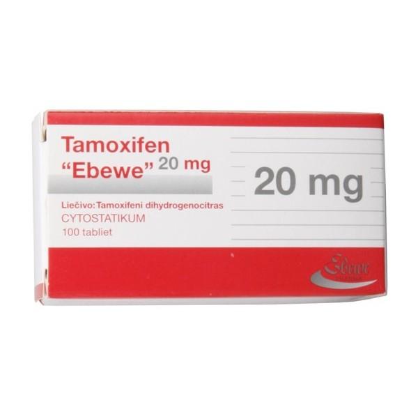 Köpa Tamoxifencitrat (Nolvadex): Tamoxifen 20 Pris