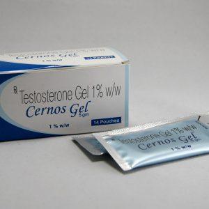 Köpa Testosterontillskott: Cernos Gel (Testogel) Pris