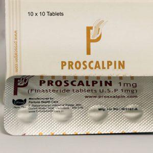 Köpa finasterid (Propecia): Proscalpin Pris