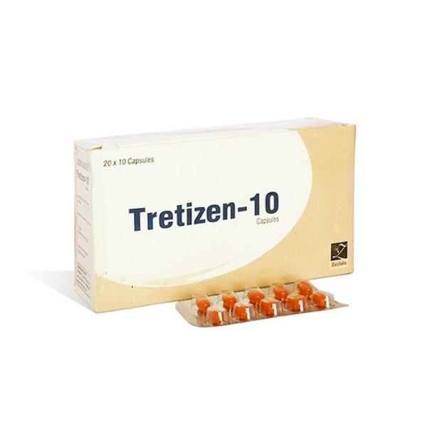 Köpa Isotretinoin (Accutane): Tretizen 10 Pris