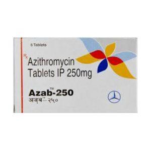 Köpa azitromycin: Azab 250 Pris