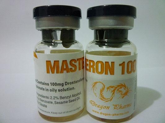 Köpa Drostanolonpropionat (Masteron): Masteron 100 Pris