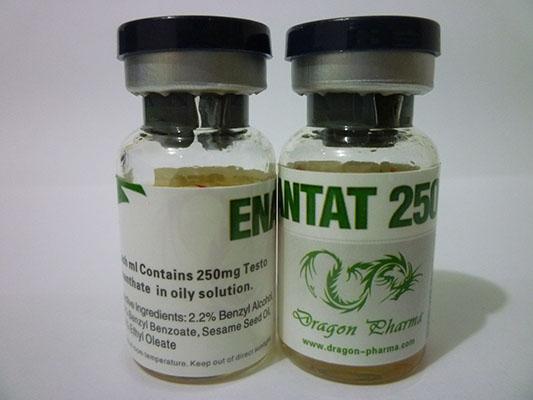 Köpa Testosteron-enanthat: Enanthat 250 Pris