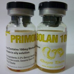 Köpa Metenolon-enanthat (Primobolan depot): Primobolan 100 Pris