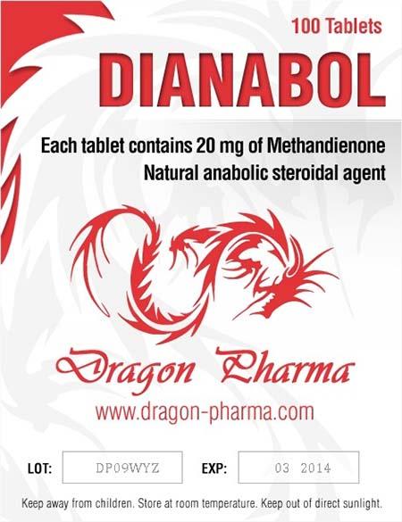 Köpa Metandienon oral (Dianabol): Dianabol 20 Pris