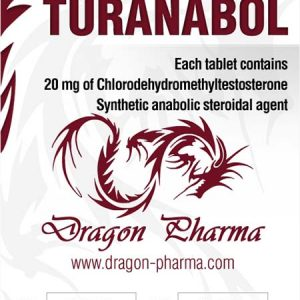 Köpa Turinabol (4-klorodehydrometyltestosteron): Turanabol Pris