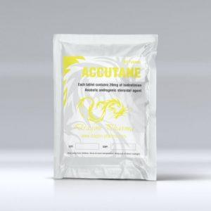 Köpa Isotretinoin (Accutane): ACCUTANE Pris